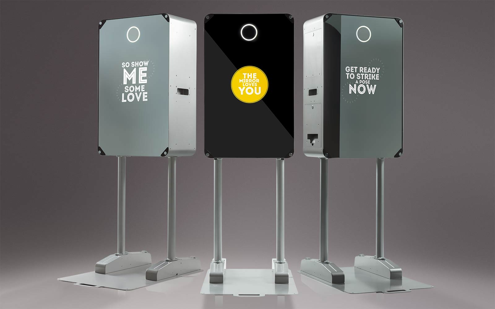 Modern Portable Photo Booth for Sale | Buy a Photo Booth ...