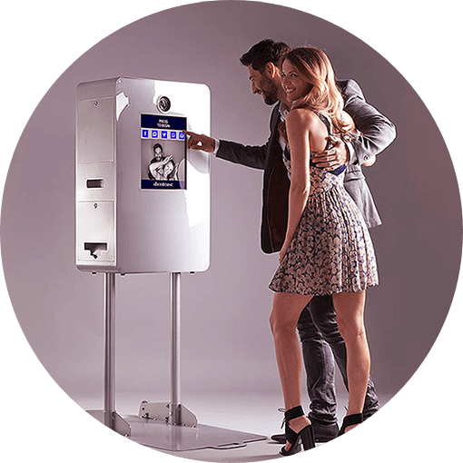 Designed to Impress | Photo Booth Machines