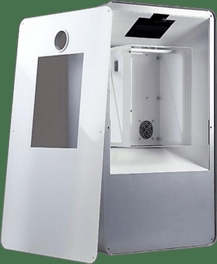 Selfie Booth DIY - Selfie Booth Aluminium Chassis