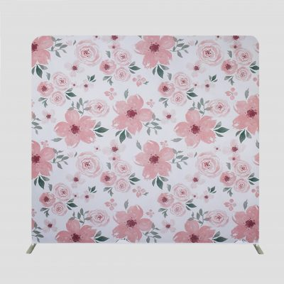 Floral Backdrops - Photobooth Backdrops for Sale